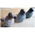 KR-041, Stone Bird Figurines