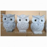 KR-044, Owl carvings and sculptures