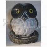 KR-125-4, Granite owl crafts