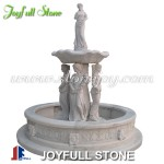 GFP-068, Four seasons marble fountains