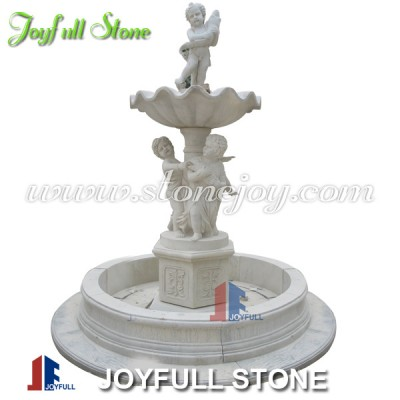 GFP-020, Marble cherub fountain