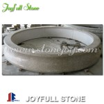 GFP-162-25, Outdoor fountain with pool base