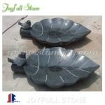 GW-018-2, Dark stone birdbath