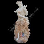 KLE-300, Classic and famous marble statues
