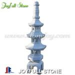 GL-323, 3 tiers stone pagoda
