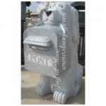 GM-038, Granite Dog mailbox