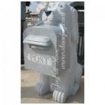 GM-038, Granite Dog mailbox