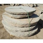M-10, Old millstones for sale