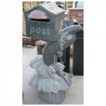 GM-065, Granite dolphin mailbox