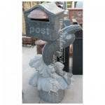 GM-065, Granite dolphin mailbox