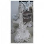 GM-039, Mailbox with birds sculpture