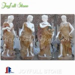 KLB-032, Greek and roman marble statue