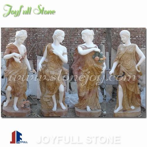 KLB-032, Greek and roman marble statue