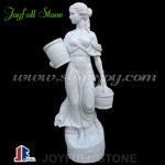 KLB-121, white marble statue for sale