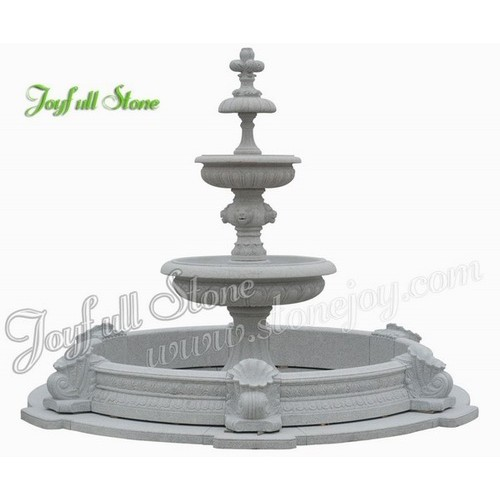 Garden Granite And Marble Fountain