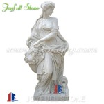 KLB-101, Italian marble statues