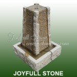 GFC-012, Yellow granite water fountain