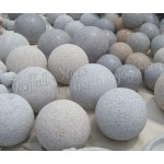 Granite spheres, granite balls for landscaping