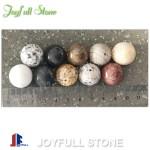 Miniature stone stone balls, small size granite balls