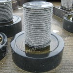 GFC-005-1, Round pillar fountain