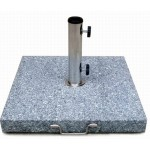 Granite umbrella stand