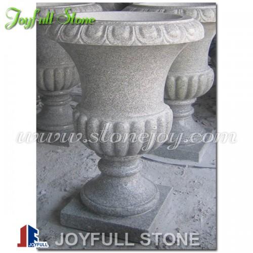 GP-024 Garden granite vase