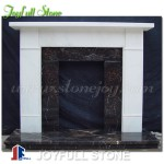FM-201, Free Standing Stone Fireplaces Mantel Surround