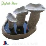 GFN-022, Natural Stone Water Fountain for garden