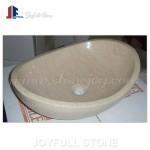 SI-308-1 Oval round stone basins