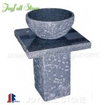 SL-058 Outdoor Granite basins with pedestal