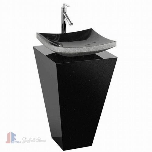 Granite Pedestal Sink