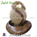 GFN-073, Popular stone water fountain for garden