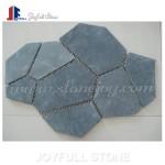 Slate flagstone pavers