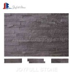 Black  Slate Stone quartz wall panels