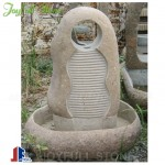 GFN-100, Basalt stone water fountain