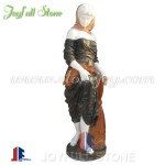 KLB-102, Life Size Marble Statue