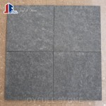 Landscaping Black basalt pavings pavers flooring