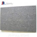 Black basalt flooring