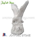 Stone Eagle sculpture animal carvings