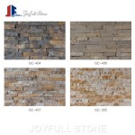 Exterior and interior rust stone wall claddings panels veneers