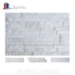 White Slate Veneer Wall Panels