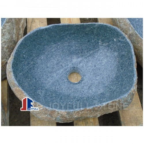 Basalt stone sinks stone hand basins
