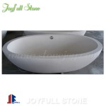 Natural cream marble tubs for sale