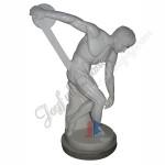 KLI-002-1, Famous Roman Sculptures-Discobolos