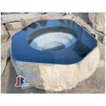 Decorative Basalt rock fire pits for outdoor