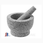 Stone mortar and pestle granite mortar and pestle