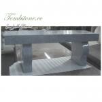 Granite bench memorials Cemetery bench