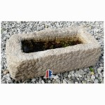 Old stone troughs for sale old stone planters Antique granite trough