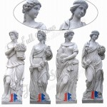 KLB-022, Four Seasons Marble Statues