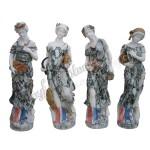KLB-006, Life Size Garden Statues